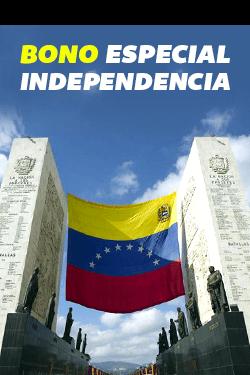 Bono Especial Independencia 2019